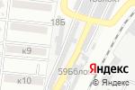 Схема проезда до компании ТАПКИ30.РУ в Астрахани