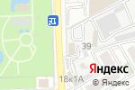 Схема проезда до компании Шаурмен в Астрахани