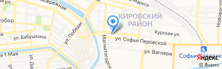ТМК Инструмент на карте Астрахани