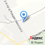 Салон камня на карте Астрахани