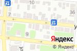 Схема проезда до компании ТМК Инструмент Оборудование в Астрахани