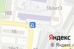 Схема проезда до компании Ямальская платежная компания в Астрахани
