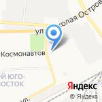 C.Q на карте Астрахани