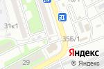 Схема проезда до компании Таисия в Астрахани