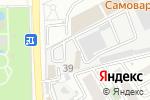 Схема проезда до компании Лонжерон в Астрахани