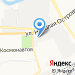 Mitsubishi на карте Астрахани