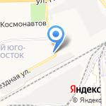 Студия красоты на карте Астрахани