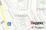 Схема проезда до компании Тип Топ в Астрахани