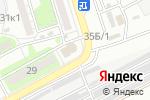 Схема проезда до компании ЭНЕРГОГАРАНТ в Астрахани