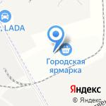 Аст-Миллениум на карте Астрахани