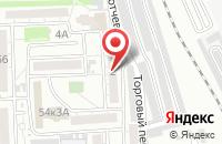 Схема проезда до компании ПОЛИСПАСТ в Астрахани