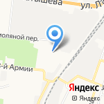 Реставрационно-творческая мастерская на карте Астрахани