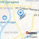 Клаssик`ка на карте Астрахани