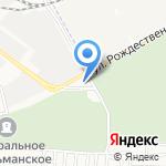 Сеть салонов ритуальных услуг на карте Астрахани