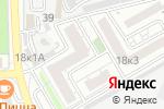Схема проезда до компании C.Q в Астрахани