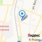 Пифагорка на карте Астрахани