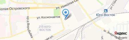 Банкетъ Холл на карте Астрахани