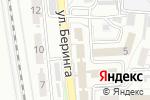 Схема проезда до компании РЖД в Астрахани