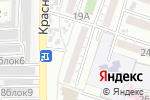 Схема проезда до компании Детская городская поликлиника №3 в Астрахани
