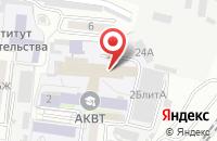 Схема проезда до компании ВИД в Астрахани