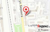 Схема проезда до компании Благосостояние в Астрахани