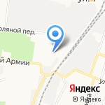 Астрафарм на карте Астрахани