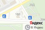 Схема проезда до компании Ритуальная мастерская в Астрахани