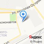 Хмельнoff на карте Астрахани