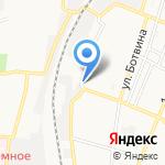 Успех на карте Астрахани