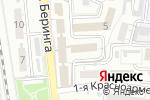 Схема проезда до компании Астраханский региональный центр связи в Астрахани
