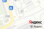 Схема проезда до компании Мойка-Сервис в Астрахани