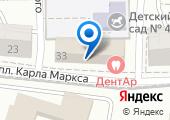 Сибиэс-Телеком на карте