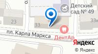 Компания Гала на карте