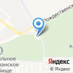 Тауба на карте Астрахани