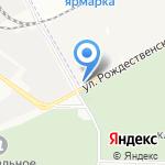 ЕГАИС на карте Астрахани