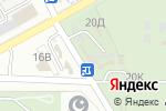 Схема проезда до компании ОлАнд в Астрахани