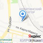 Сибиэс-Телеком на карте Астрахани