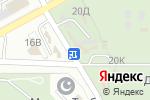 Схема проезда до компании Ной в Астрахани