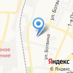 Школа-интернат №7 для обучающихся с ограниченными возможностями здоровья на карте Астрахани