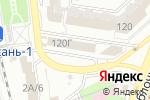 Схема проезда до компании Айва Чайхана в Астрахани