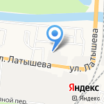Доктор Баня на карте Астрахани