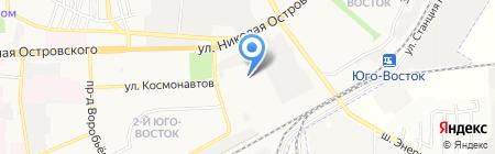 Nastia Ten на карте Астрахани