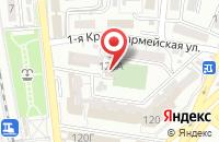 Схема проезда до компании Союз-5 в Астрахани