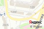 Схема проезда до компании Soprano в Астрахани