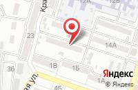Схема проезда до компании Компания по изготовлению декоративной щебенки в Астрахани