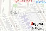 Схема проезда до компании Мир детства в Астрахани