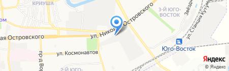 Hilti Центр на карте Астрахани