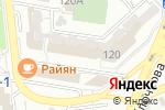 Схема проезда до компании Астраханский линейный отдел МВД России на транспорте в Астрахани