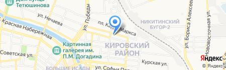 Amway на карте Астрахани