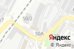 Схема проезда до компании Сантехкомплектация в Астрахани